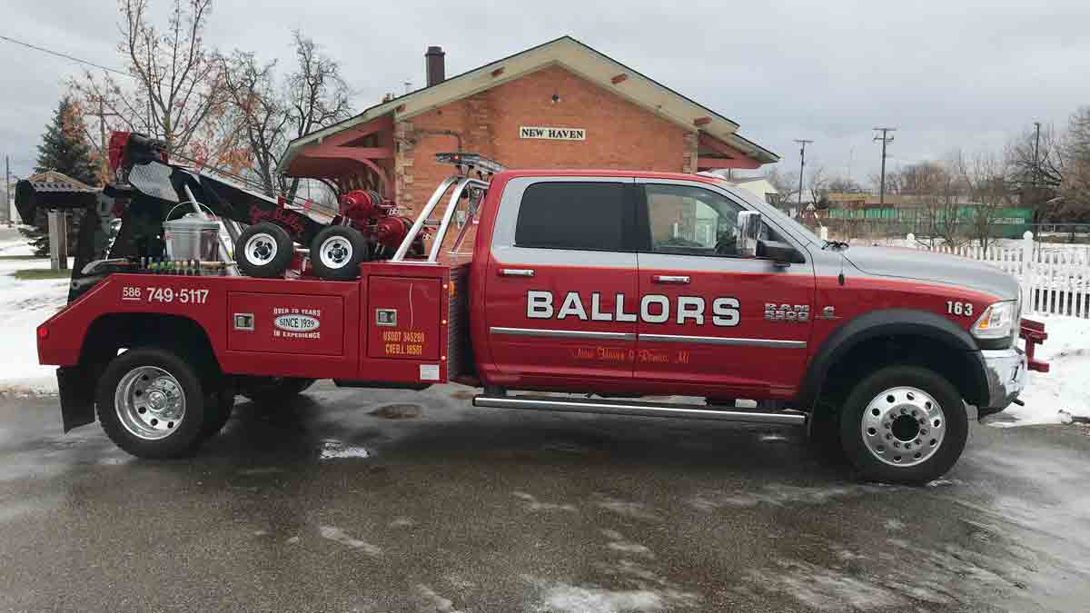 24hr Local Towing New Haven MI, Romeo MI | Trusted Local Towing I-94